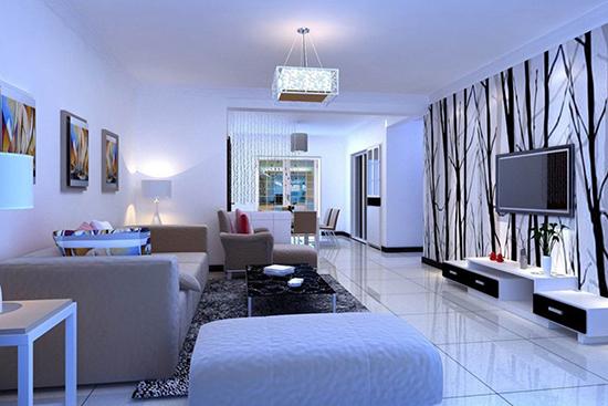 Các màu sơn nội thất sẽ lên ngôi bởi xu hướng thiết kế hiện đại năm 2018