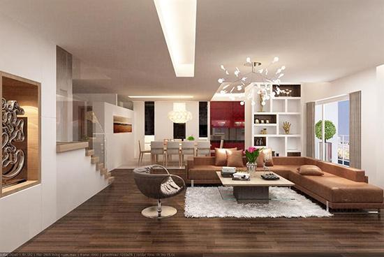 Một số điều cần lưu ý khi thiết kế thi công nội thất