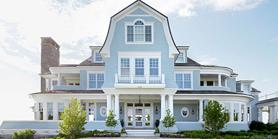 Xu hướng chọn gam màu sơn nhà mới nhất năm 2018